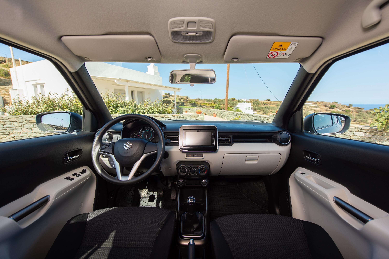 Suzuki Ignis GL+ (2)