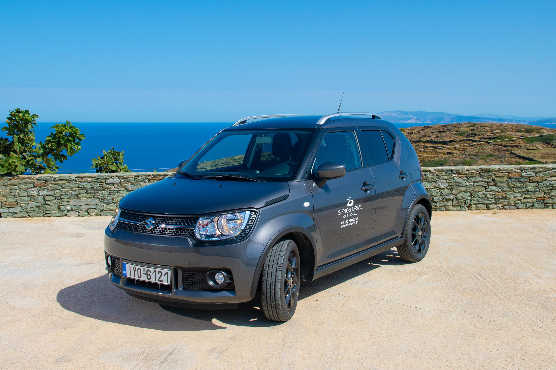 Suzuki Ignis GL+